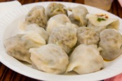 Lamb and Green Squash Dumplings